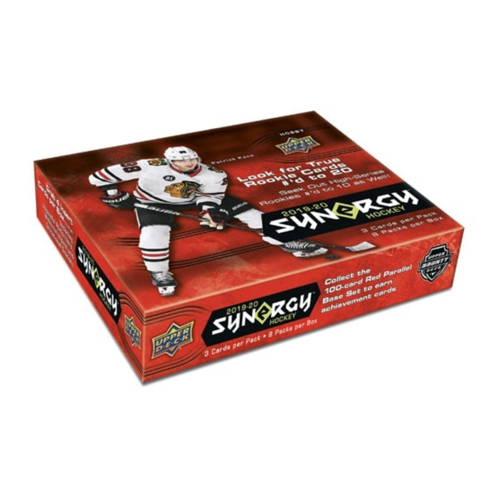 2019/20 Upper Deck Synergy Hockey Hobby - Pastime Sports & Games