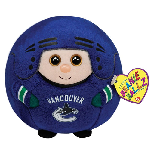Ty Beanie Ballz Vancouver Canucks - Pastime Sports & Games