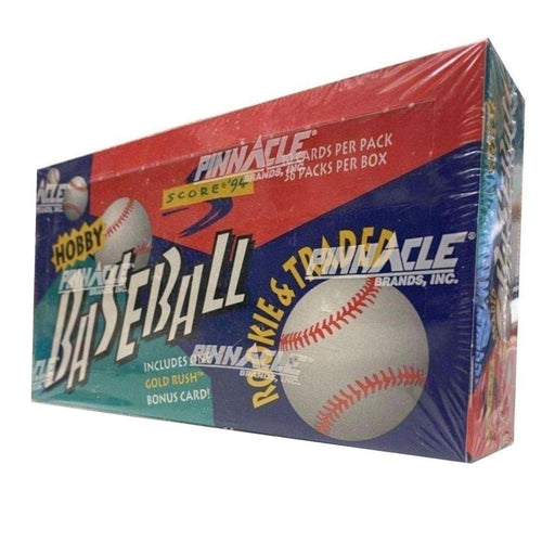 1994 Score Pinnacle Baseball Hobby - Pastime Sports & Games