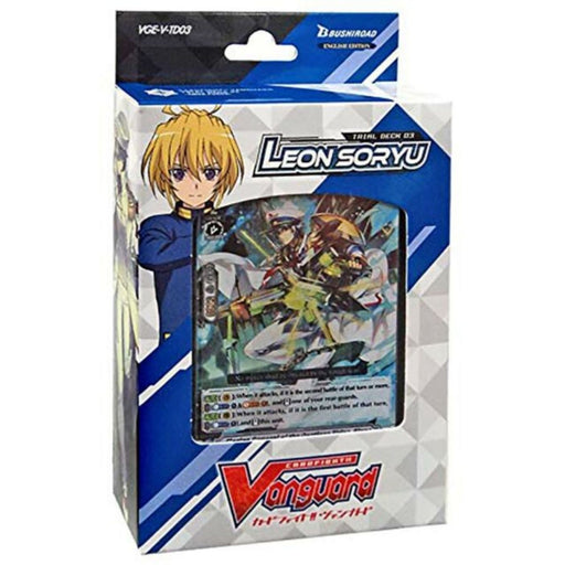 Vanguard Leon Soryu Trial Deck 03 - Pastime Sports & Games