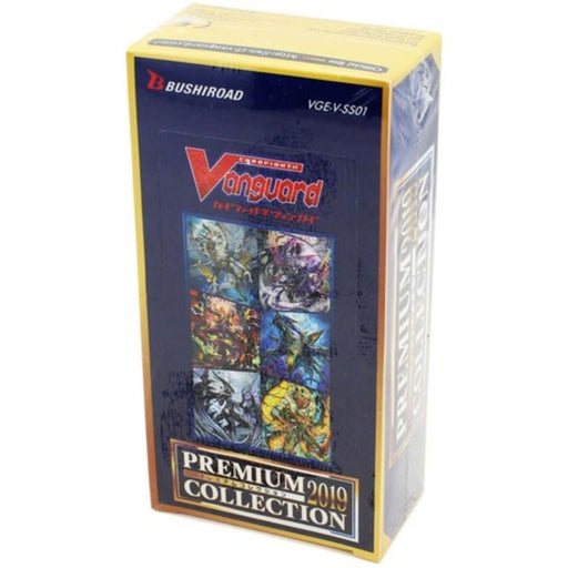 Vanguard Premium Collection 2019 Booster - Pastime Sports & Games