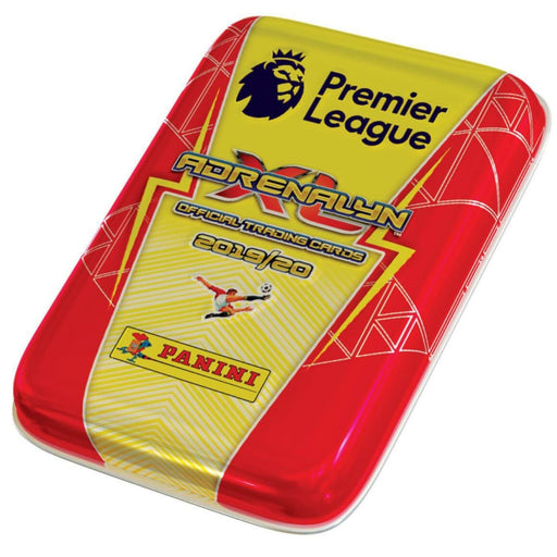 2019/20 Panini Adrenalyn Soccer Pocket Tin - Pastime Sports & Games