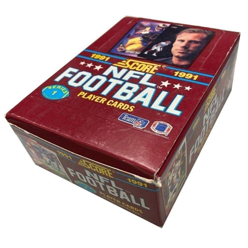 1991 Score Series One Football Hobby - Pastime Sports & Games