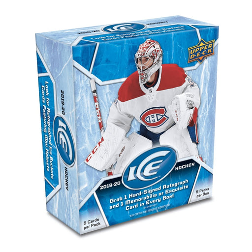 2019/20 Upper Deck Ice Hobby - Pastime Sports & Games