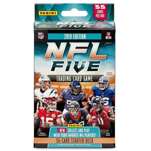 2019 Panini NFL Five Starter Deck - Pastime Sports & Games