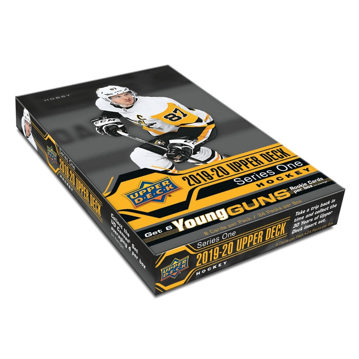 2019/20 Upper Deck Series One Hockey Hobby - Pastime Sports & Games