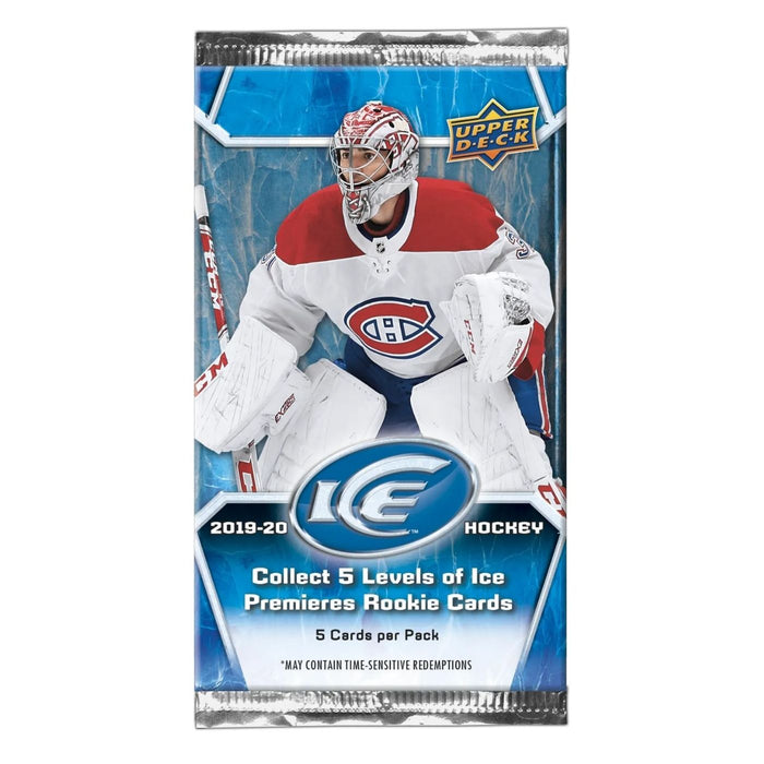 2019/20 Upper Deck Ice Hockey Hobby - Pastime Sports & Games
