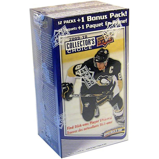 2009/10 Upper Deck Collectors Choice Hockey Blaster Box - Pastime Sports & Games