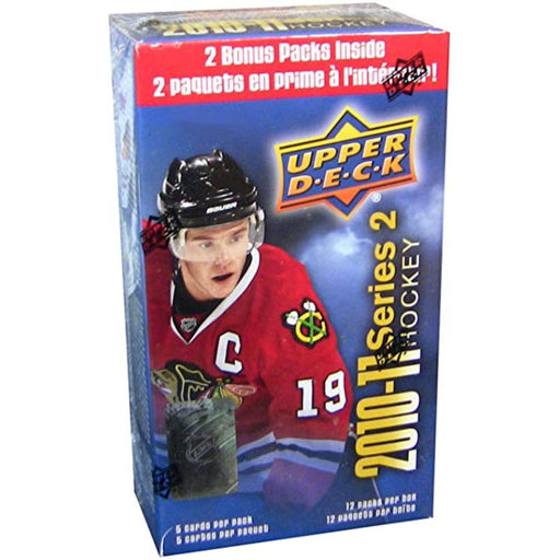 2010/11 Upper Deck Series Two Hockey Blaster Box - Pastime Sports & Games