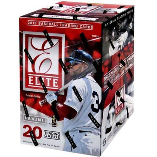2015 Panini Elite Baseball Blaster Box - Pastime Sports & Games