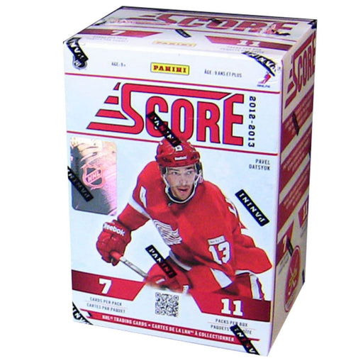2012/13 Panini Score Hockey Blaster Box - Pastime Sports & Games