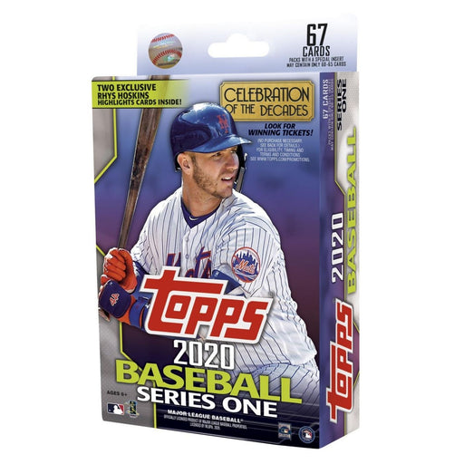 2020 Topps Series One Baseball Hanger Box - Pastime Sports & Games
