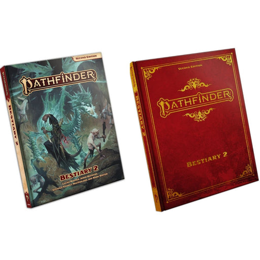 Pathfinder Second Edition Bestiary 2 - Pastime Sports & Games