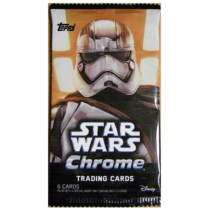 2016 Star Wars Chrome Hobby - Pastime Sports & Games