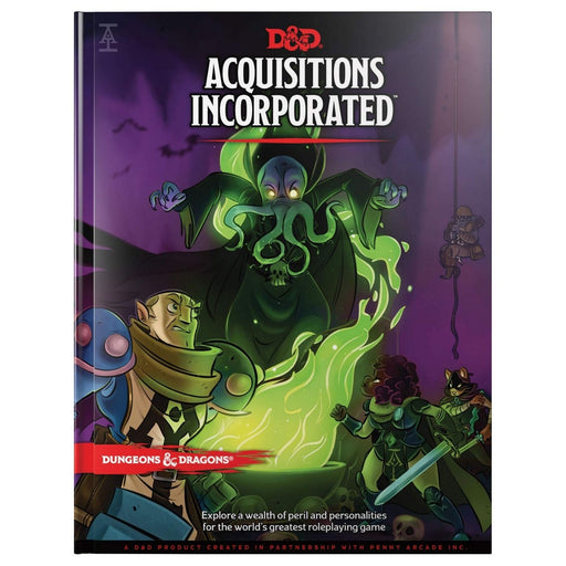 Dungeons & Dragons Acquisitions Incorporated - Pastime Sports & Games