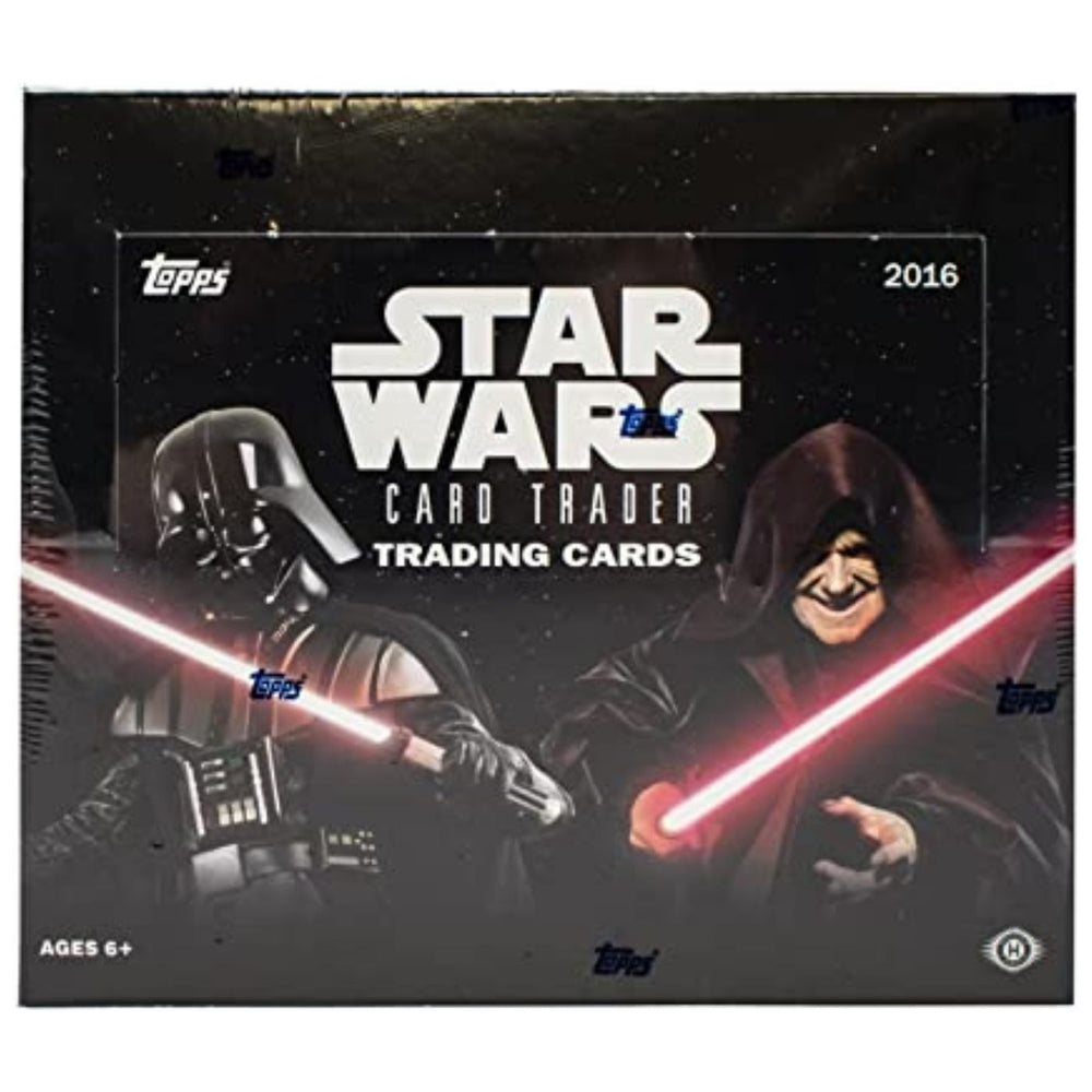 2016 Star Wars Card Trader Hobby - Pastime Sports & Games