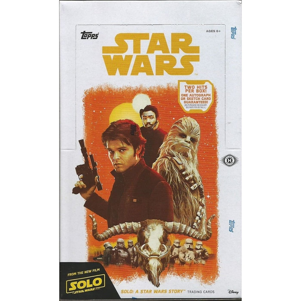 2018 Star Wars Solo A Star Wars Story Hobby - Pastime Sports & Games