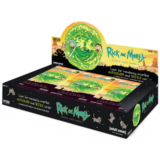 2018 Rick And Morty Season 1 Hobby - Pastime Sports & Games