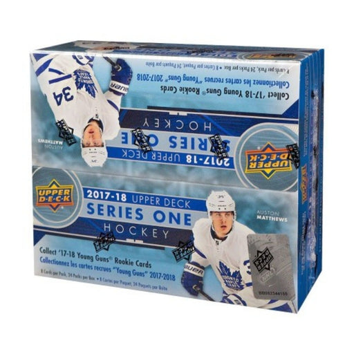 2017/18 Upper Deck Series One Hockey Retail - Pastime Sports & Games