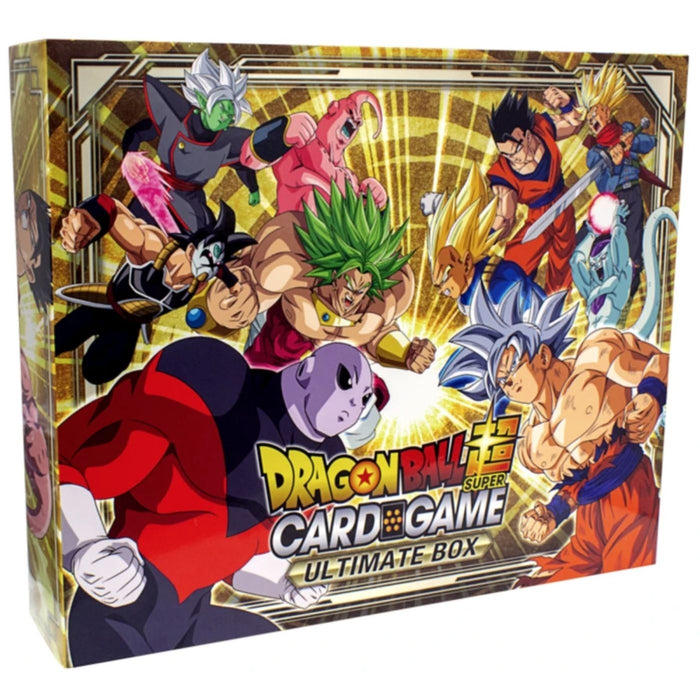 Dragon Ball Super Ultimate Box - Pastime Sports & Games