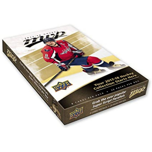 2017/18 Upper Deck MVP Hockey Hobby - Pastime Sports & Games