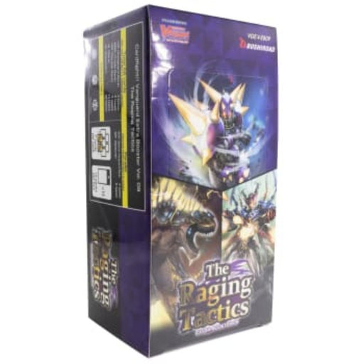 Vanguard The Raging Tactics Extra Booster - Pastime Sports & Games