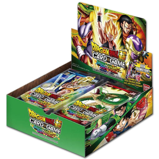 Dragon Ball Super Miraculous Revival Booster - Pastime Sports & Games