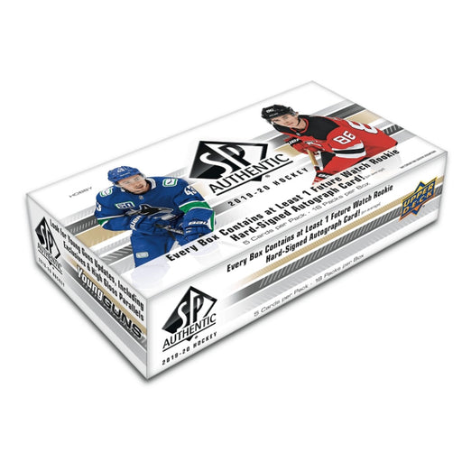2019/20 Upper Deck SP Authentic Hockey Hobby - Pastime Sports & Games