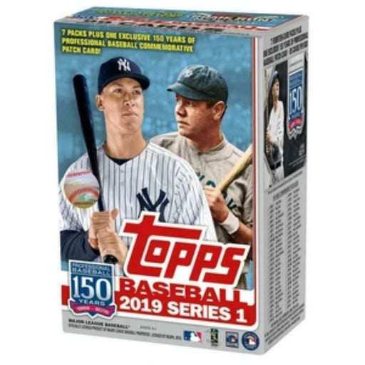 2019 Topps Series One Baseball Blaster Box - Pastime Sports & Games
