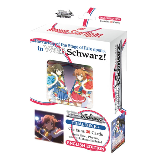 Weiss Schwarz Revue Starlight Trial Deck+ - Pastime Sports & Games