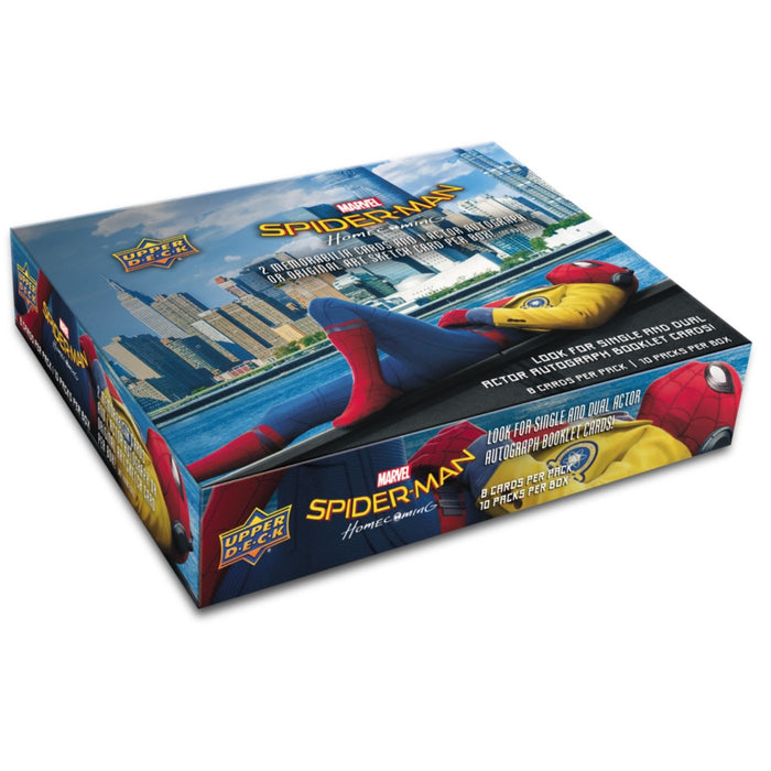 2017 Marvel Spider-Man Homecoming Retail - Pastime Sports & Games