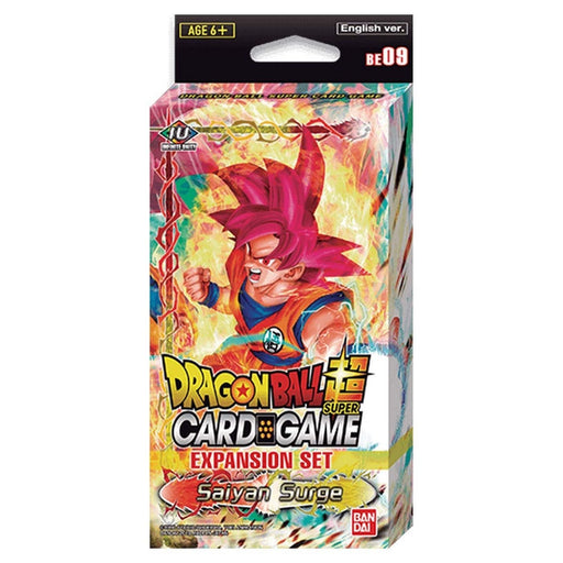 Dragon Ball Super Saiyan Surge Expansion Set - Pastime Sports & Games