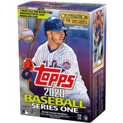 2020 Topps Series One Baseball Blaster Box - Pastime Sports & Games