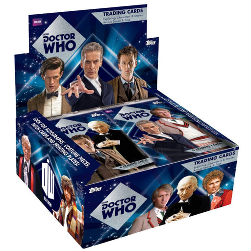 2015 Doctor Who Retail - Pastime Sports & Games