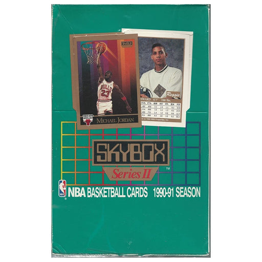 1990/91 Skybox Series Two Basketball Hobby - Pastime Sports & Games