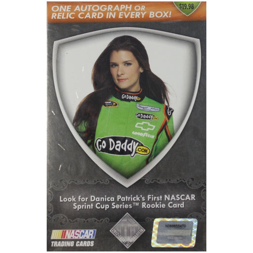 2012 Press Pass Total Memorabilia Nascar Hanger Box - Pastime Sports & Games
