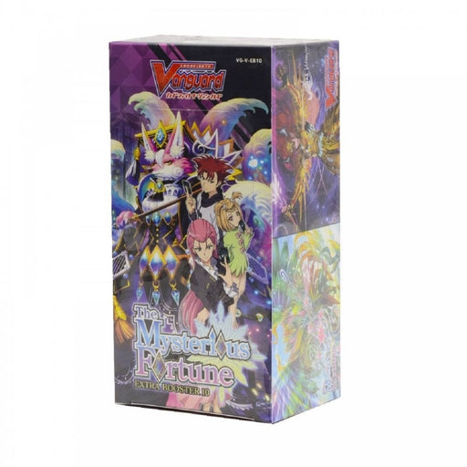 Vanguard The Mysterious Fortune Extra Booster 10 - Pastime Sports & Games