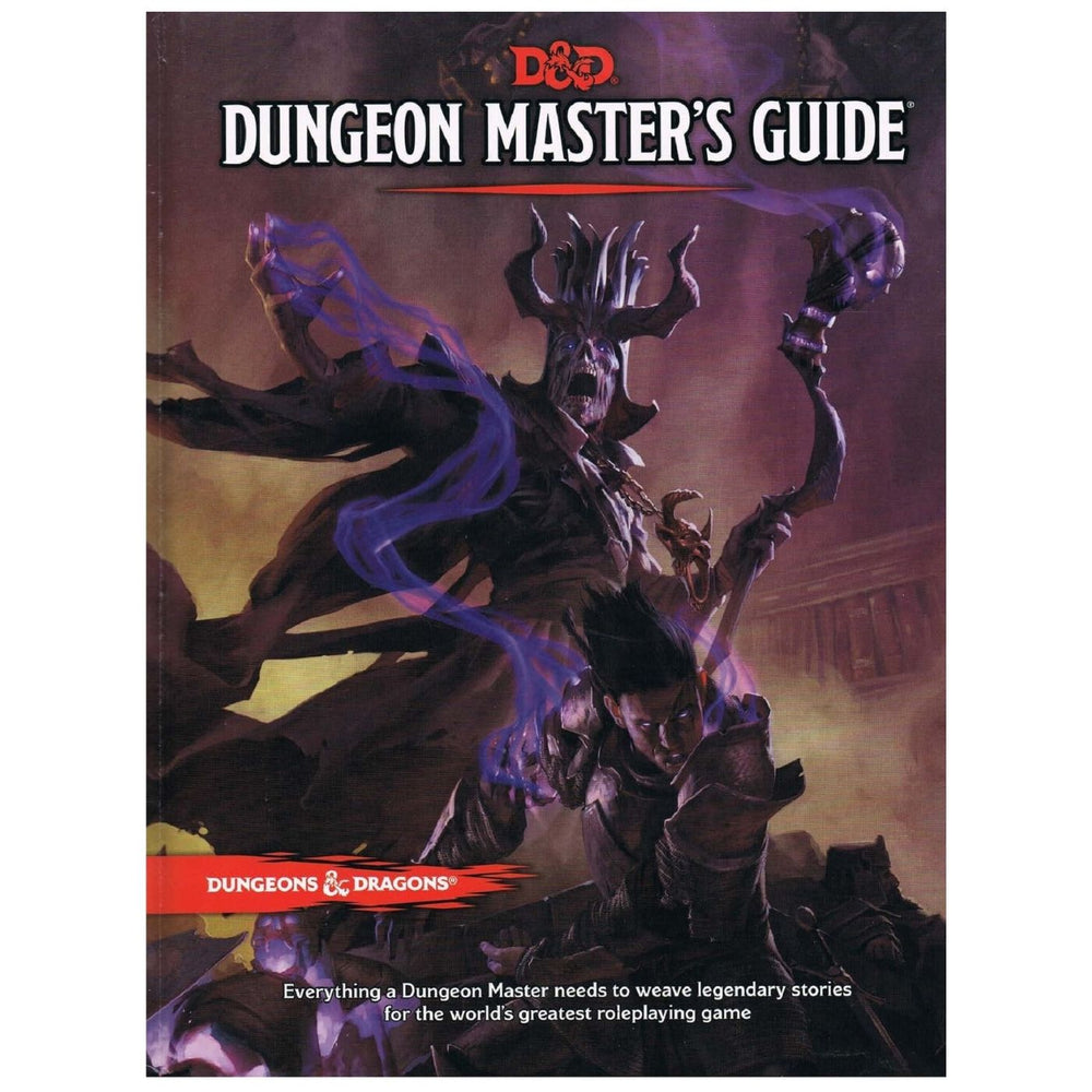 Dungeons & Dragons Dungeon Master's Guide - Pastime Sports & Games