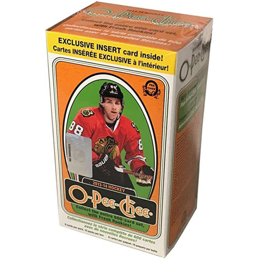 2013/14 O-Pee-Chee Hockey Blaster Box - Pastime Sports & Games