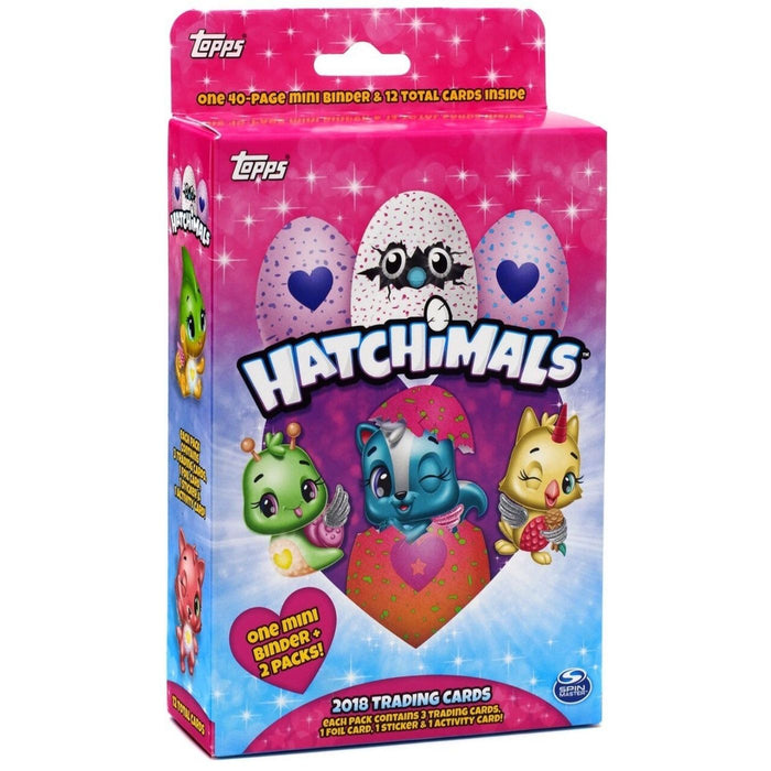 Hatchimals 2018 Hanger Box - Pastime Sports & Games