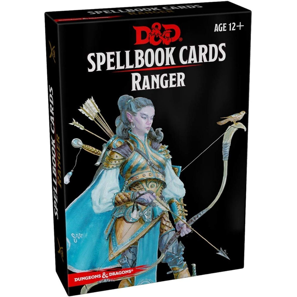 Dungeons & Dragons Spellbook Cards Ranger - Pastime Sports & Games
