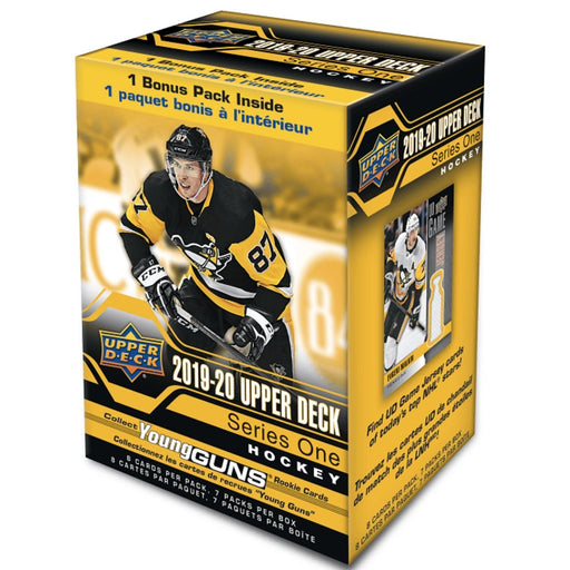 2019/20 Upper Deck Series One Hockey Blaster Box - Pastime Sports & Games