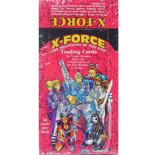 1991 X-Force The Beginning Of The End Trading Cards - Pastime Sports & Games