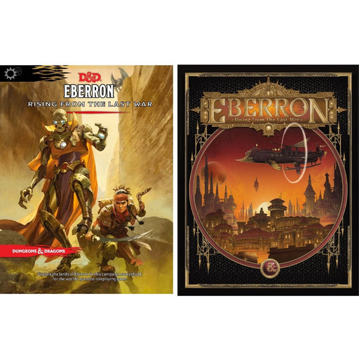 Dungeons & Dragons Eberron Rising From The Last War - Pastime Sports & Games