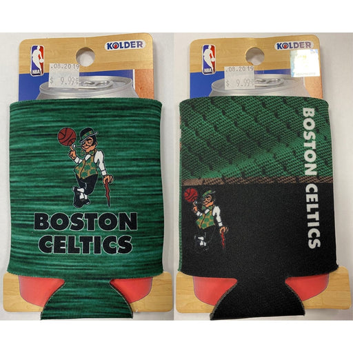 Kolder Boston Celtics Can Koozie - Pastime Sports & Games