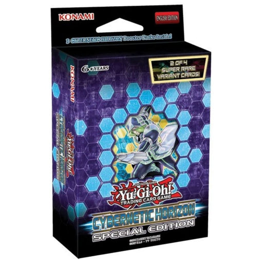 Yu-Gi-Oh! Cybernetic Horizon Special Edition - Pastime Sports & Games