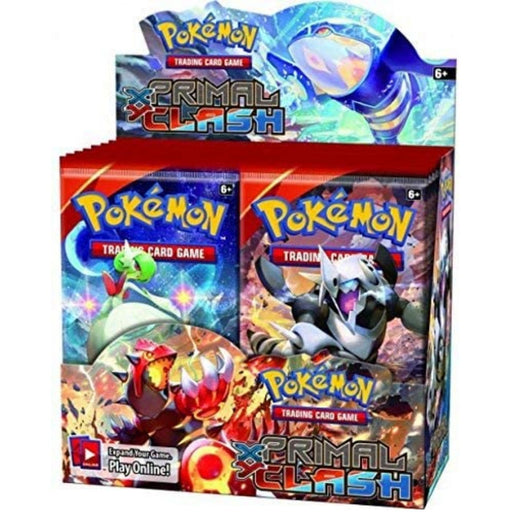 Pokemon XY Primal Clash Booster - Pastime Sports & Games