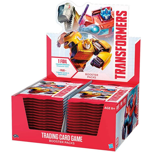 Transformers Series One Booster - Pastime Sports & Games