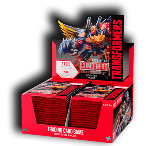 Transformers Rise Of The Combiners Booster - Pastime Sports & Games
