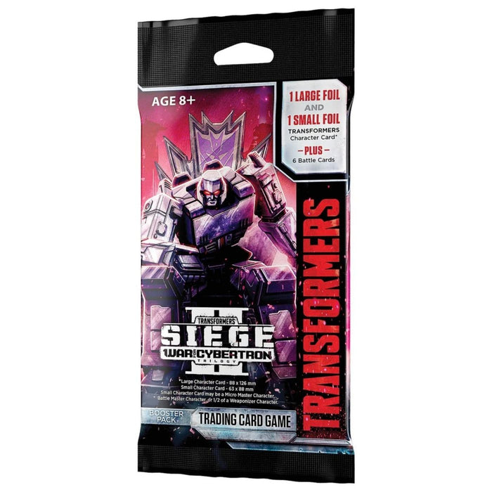 Transformers War For Cybertron Trilogy Siege II Booster - Pastime Sports & Games